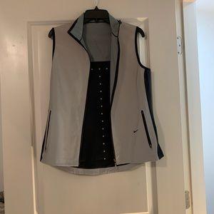 Nike reversible running vest